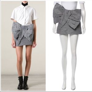 COMING: Marc by Marc Jacobs gingham Bow Skirt 4